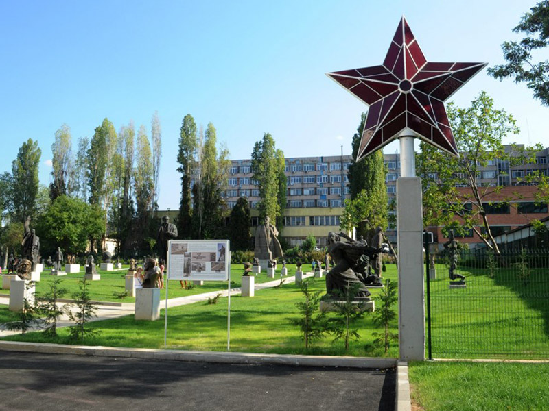 Communist tour of Sofia