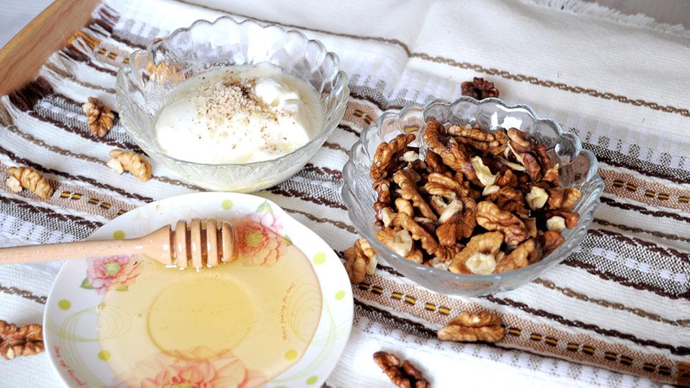 Bulgarian yoghurt